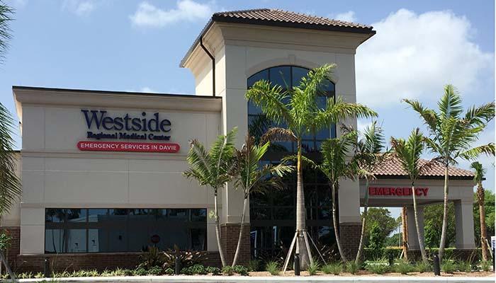 ERs in Plantation & Davie | Westside Regional Medical Center